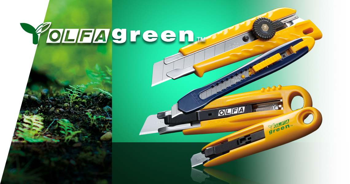 OLFA Green Series