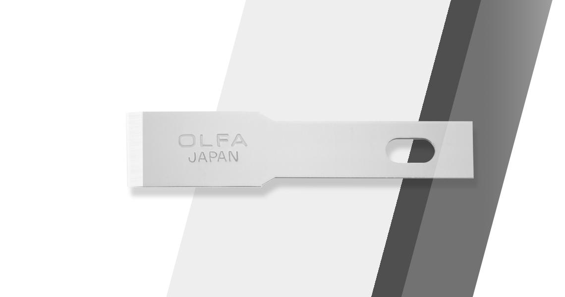 アートナイフプロ替刃(平刃)