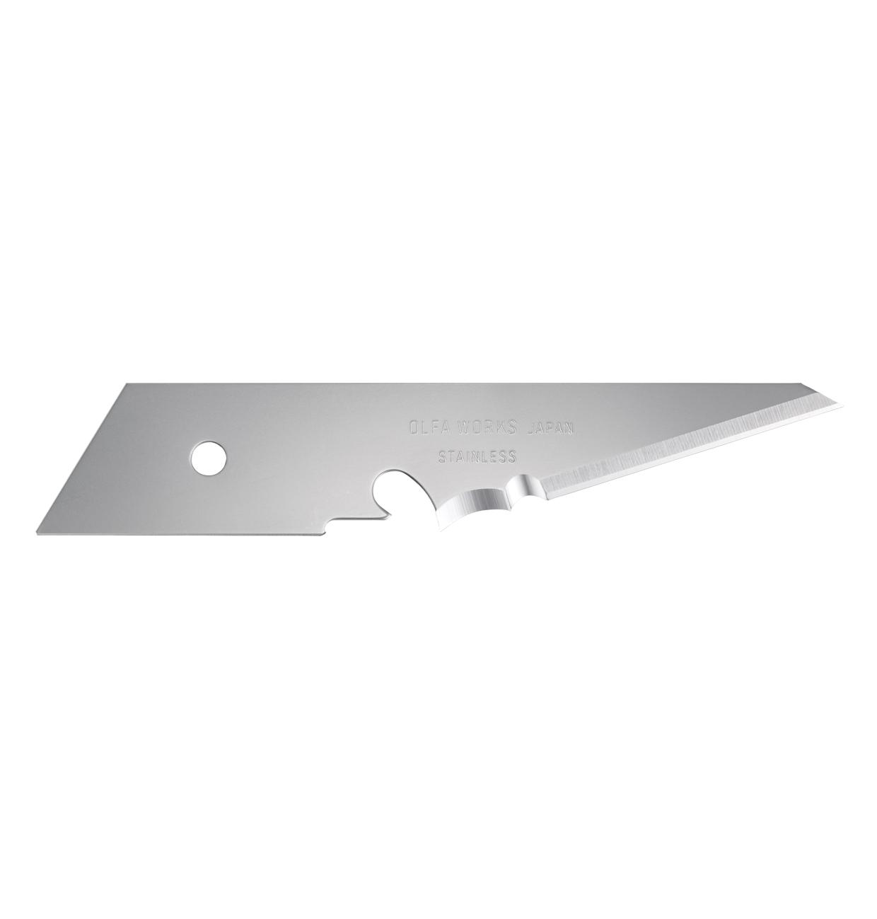 ブッシュクラフトナイフ替刃 BK1 1枚入